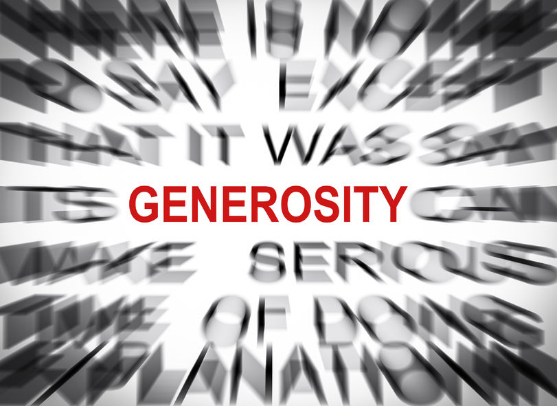 Mindless vs. Mindful Generosity post image
