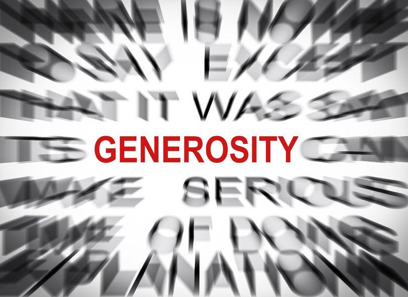 Mindless vs. Mindful Generosity post image