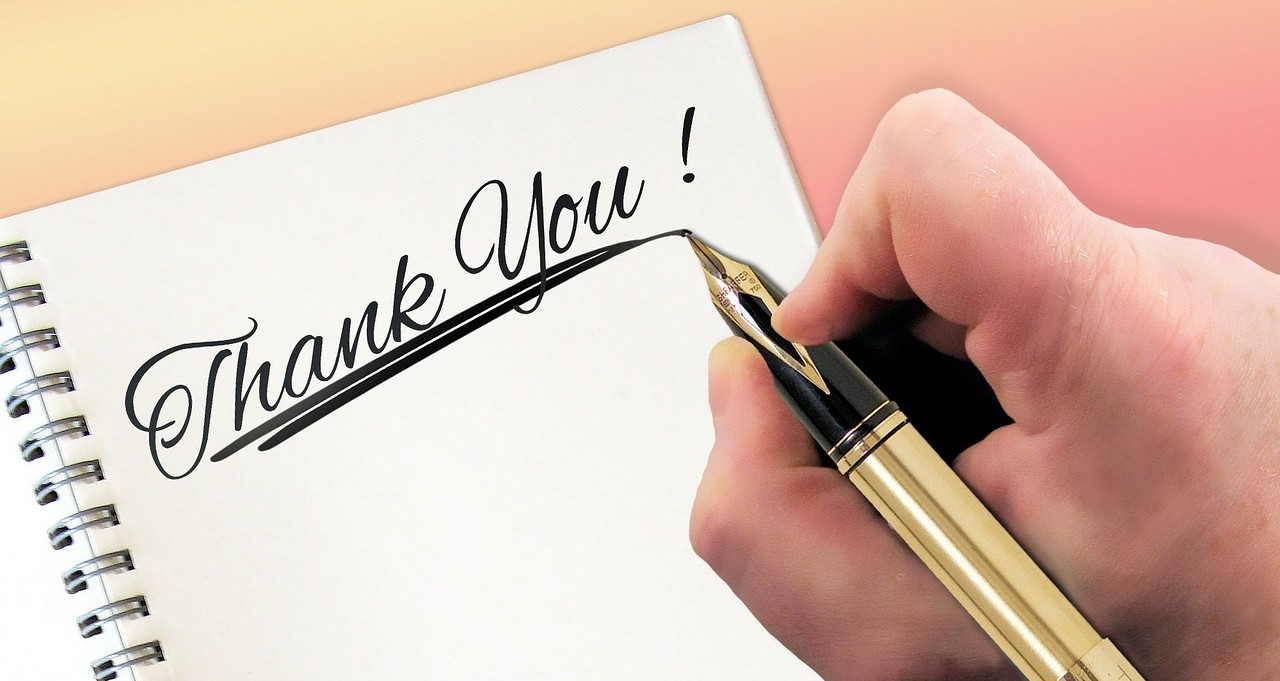 How To Offer A Better Thank You