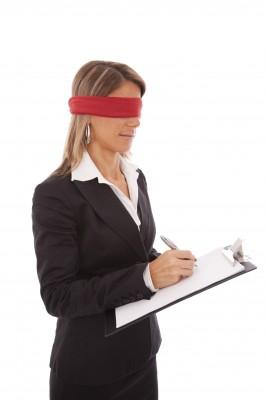 Overcoming a Blind Spot