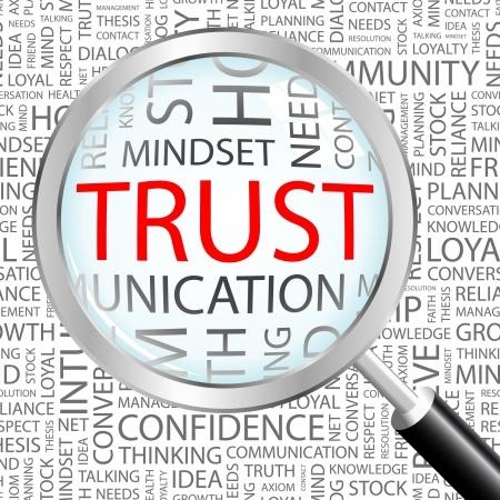 TrustWordCloud