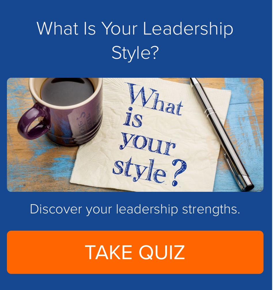 Random acts of leadership everyday leadership through What is style